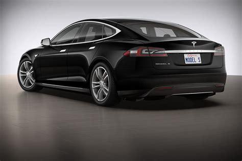 Tesla P85d Motor Tesla S New S P85d Has Two Motors All Wheel Drive And