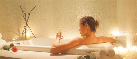 Relaxing Bathtub by Indulgent Essentials For An At Home Spa Day The