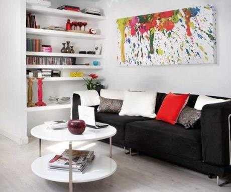 como decorar sala negra c 243 mo decorar con un sof 225 negro ok decoracion