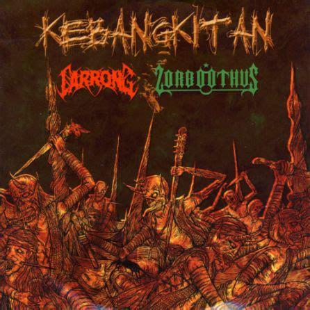Cd Bersimbah Darah Land Of Terror larrong zorboothus kebangkitan cd at discogs