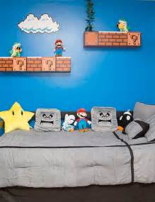 Mario Bedroom Super Mario Bedroom