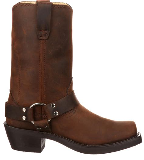 harness boots durango women s brown harness boot