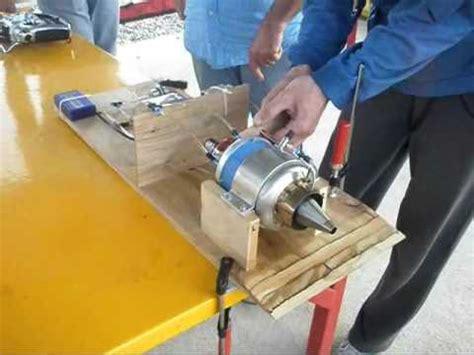 Handmade Jet Engine - handmade jet r c model engine