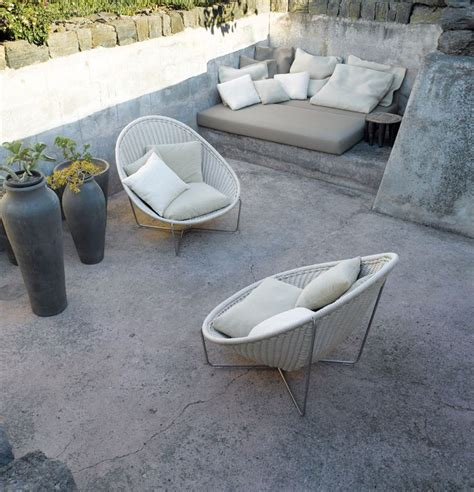 cement patio furniture my apartment story