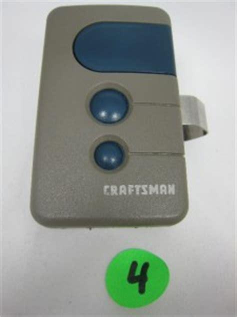 Craftsman Garage Door Opener Remote 139 53681b Craftsman Garage Door Opener Remote 139 53681b Hbw1255 Ebay