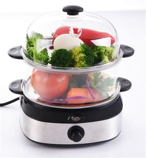 Electric Mini Steamer stainless steel electric food steamer buy electric food