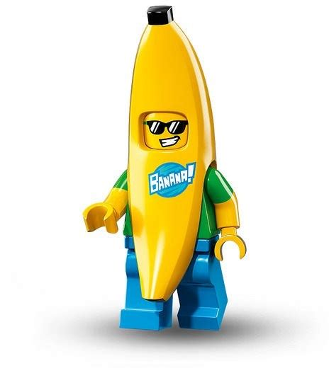 Gelang Lego Banana Kalung Lego Banan bricker lego 71013 15 banana