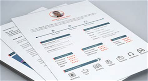 10 best free resume cv templates in ai indesign word psd formats free