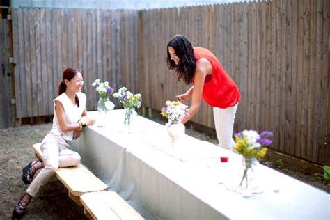 how to throw a summer backyard summer backyard decor inspiration