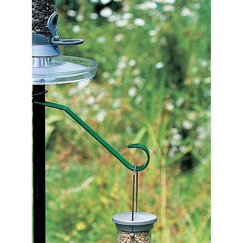 c j bird feeder pole hooks ebay