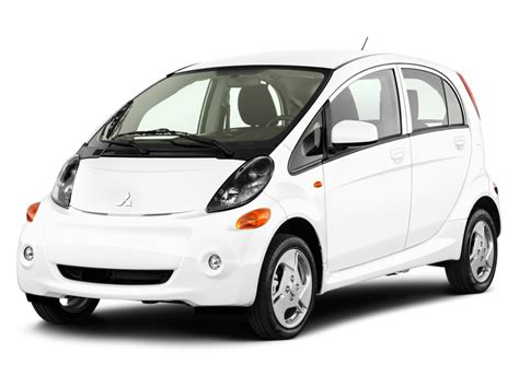 2014 mitsubishi i miev review ratings specs prices and