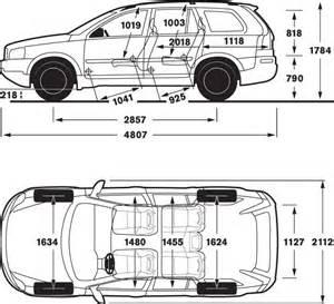 Volvo Xc90 Measurements Du Volvo Xc60 Le Topic Officiel Page 604 Xc60