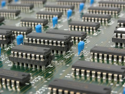 images laptop technology equipment modern electronics microchip components digital