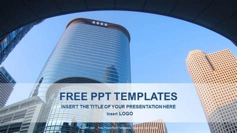 architecture powerpoint templates modern architecture real estate powerpoint templates