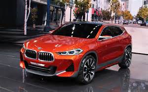 X2 Bmw Bmw X2 Concept Unveiled In 2017 Bmw Concept