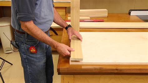 Fast Kitchen Cabinets The To Earth Woodworker Kitchen Cabinet Part 1