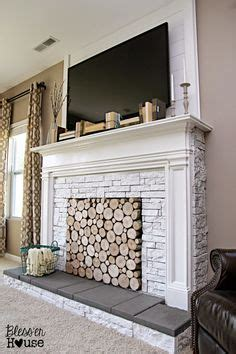 fireplace cover up 1000 images about no fire no problem mantle ideas on