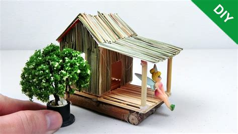 miniature fairy house  easy  quick