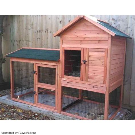 Plastic Rabbit Hutches For Sale Rabbit Hutch Covers In Stock Now Petplanet Co Uk