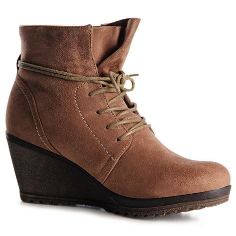 ebay cunas botas mujer tacones de cu 241 a con plataforma cu 241 as botas