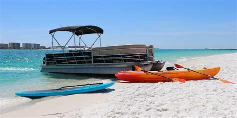 boat for rent destin fl paddle boat rental destin fl