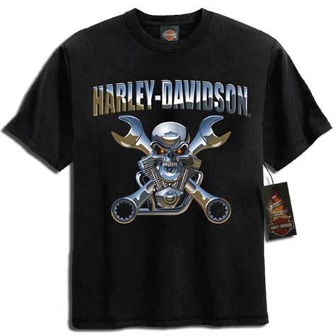 Harley Davidson Skull T Shirts by Harley Davidson Apparel Boys Motorcycle T Shirt