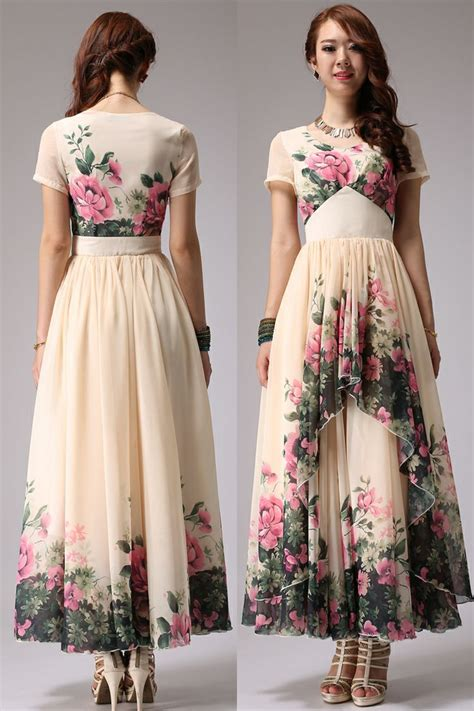 Longdress Print 2014 fashion summer dress s floral print dress