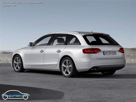 Audi Farbtabelle by Audi Q3 Cuveesilber Metallic Farben