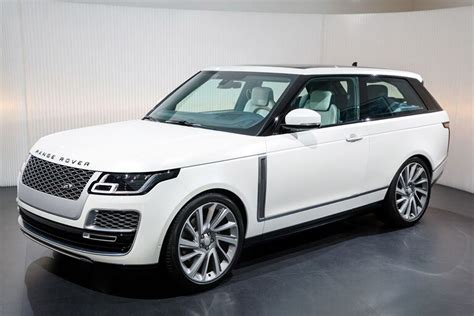 Range Rover Sv Coupe Pictures Specs Prices