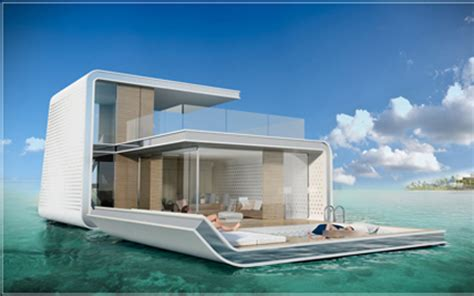 Amazing Tiny Houses by Architect Plans Underwater Tennis Complex In Dubai