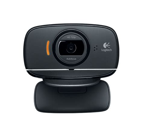 logitech b525 hd webcam offers fold and go convenience