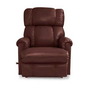 lazboy 10 512 leather rocker recliner home