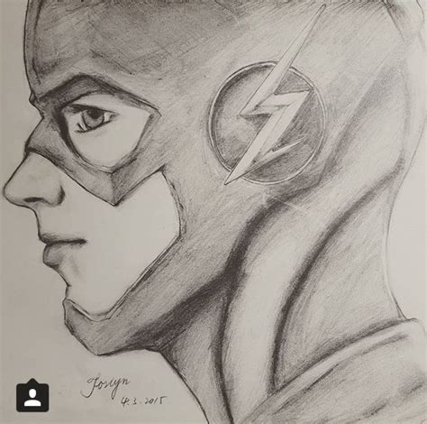 Sketches And Drawings by Easy The Flash Pencil Drawings Drawing Of A Really Cool