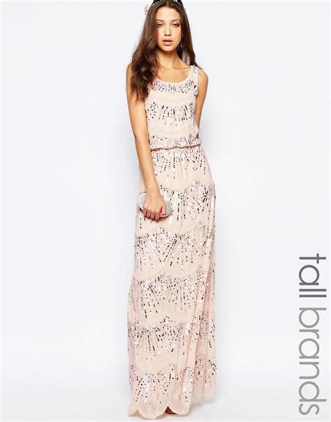 Mahya Dress chiffon embellished maxi dress the dress villa