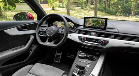 Wie Lang Ist Ein Audi A4 Avant by Audi A4 Das Steckt In Audis Neuer Mittelklasse Impulse