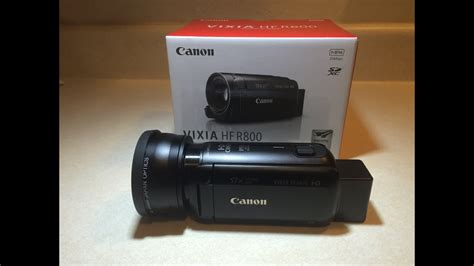 Jual Canon Vixia Hf R800 by Canon Vixia Hf R800 Review Best Entry Level