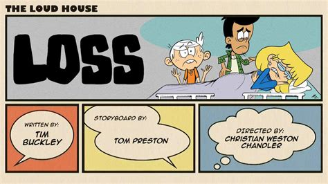 the amazing world of gumball card template the loud house loss by jfmstudios the loud house