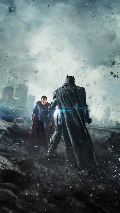 batman  superman dawn  justice  phone wallpaper moviemania