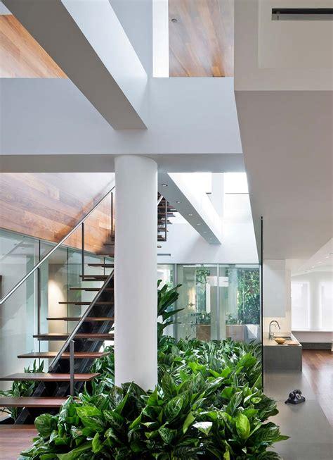 contemporary penthouse  broadway  manhattan