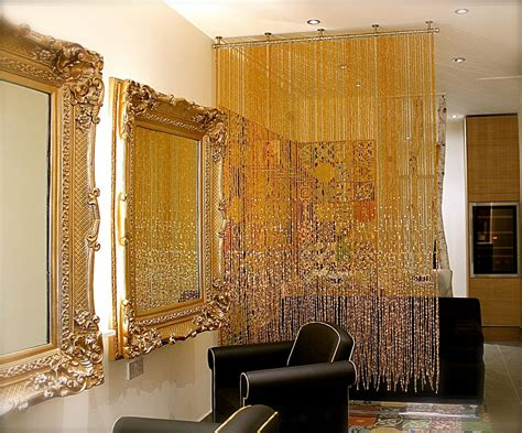 crystal curtains india red acrylic crystal gold bead curtain memories of a
