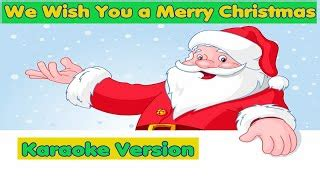 sing merry christmas lyrics sing video