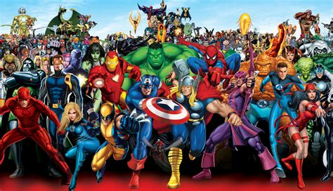 marvel film with all characters marvel confirms sequels for thor and captain america