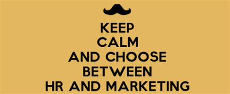 Why You Choose Mba After Science Background In Graduation by Given A Choice Between Hr And Marketing Which One Would