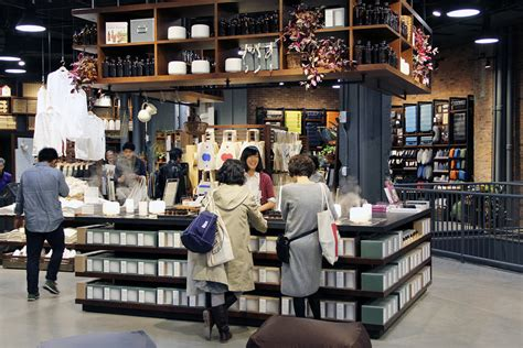 muji soho muji fifth avenue opens in nyc cool hunting
