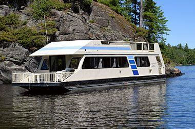 renting boats in minnesota 25 best images about floating cabins houseboats on
