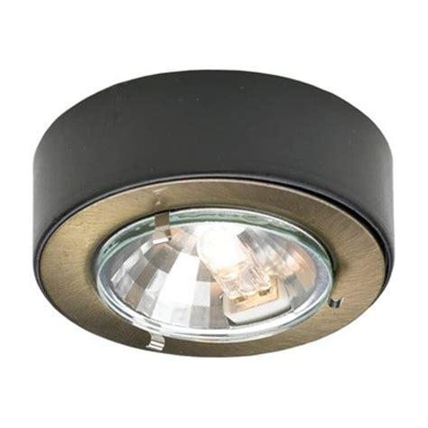 Dals Lighting 1033r Low Voltage 20w Halogen Metal Puck Low Voltage Cabinet Lighting