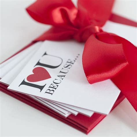 Love From Me Gift Card - five mini love quote cards find me a gift