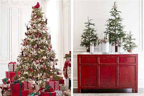 why a tree for christmas why a tree the history trees pottery barn