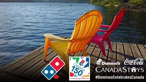 Canada Sweepstakes - domino s celebrates canada sweepstakes win trips and pizza through june 18 2017