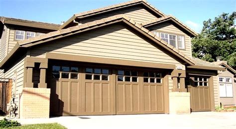 Radford Garage Doors Wood Custom Paint Grade